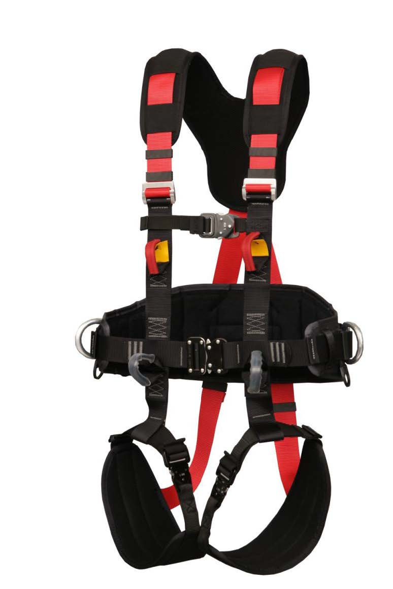 Shipcon Fall Protection Protekt P 81 Safety Harness